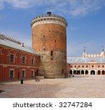 Royal Castle In Lublin  Poland