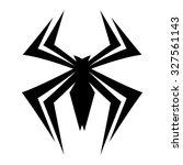 spider   Shutterstock .eps vector #327561143