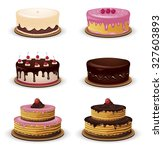 Cakes Collection