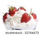 strawberry | Shutterstock . vector #32766673