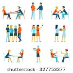 friendship and brotherhood | Shutterstock . vector #327753377