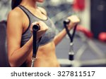 sport  fitness  lifestyle and... | Shutterstock . vector #327811517