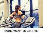 sport  fitness  lifestyle ... | Shutterstock . vector #327811607