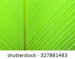 Green Leav Texture For...