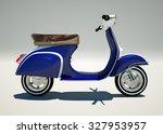 moped | Shutterstock . vector #327953957