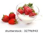 ripe strawberry | Shutterstock . vector #32796943