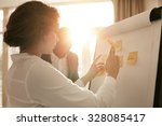 shot of young business... | Shutterstock . vector #328085417