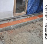 Small photo of Construction of an airspace cavity interspace for thermal and water moisture insulation of buildings