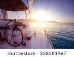 Catamaran Close Exterior At...