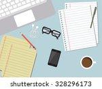 flat design vector illustration ...   Shutterstock .eps vector #328296173