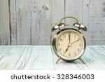 vintage background with retro... | Shutterstock . vector #328346003