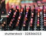 beautiful big multicolor... | Shutterstock . vector #328366313