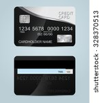 metal texture realistic credit... | Shutterstock .eps vector #328370513