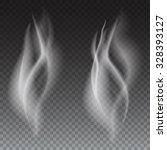 delicate white cigarette or...   Shutterstock .eps vector #328393127