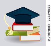 back to school season design ... | Shutterstock .eps vector #328398893