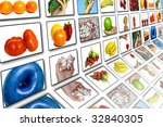 an illustration made from... | Shutterstock . vector #32840305