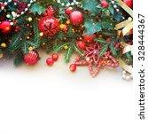 christmas background | Shutterstock . vector #328444367