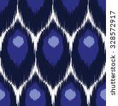 hi res ikat seamless pattern ... | Shutterstock . vector #328572917