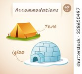 Accommodations   Igloo And Ten...