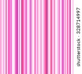 Pink Striped Background On The...