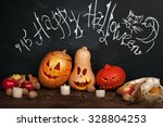 Happy Halloween  Jack O Lanter...