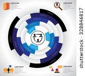 company  manpower  employment   ... | Shutterstock .eps vector #328846817