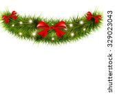 christmas design | Shutterstock .eps vector #329023043