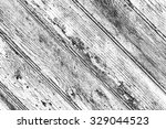 wooden texture with scratches... | Shutterstock . vector #329044523