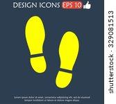 imprint soles shoes icon.shoes...