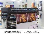 moscow september 24  2015  us... | Shutterstock . vector #329233217
