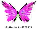 butterfly   Shutterstock . vector #3292565