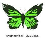 butterfly   Shutterstock . vector #3292566