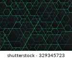 abstract  background with... | Shutterstock . vector #329345723