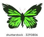 butterfly   Shutterstock . vector #3293806