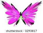 butterfly   Shutterstock . vector #3293817