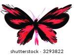 butterfly   Shutterstock . vector #3293822