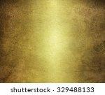 gold metal texture  | Shutterstock . vector #329488133