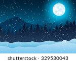 Vector Illustration. Christmas...