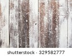 christmas background with...   Shutterstock . vector #329582777