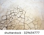Ground In Drought  Soil Textur...