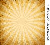 vintage grunge texture paper ... | Shutterstock . vector #329680013
