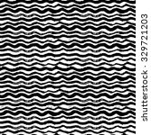 waves   hand drawn marker and... | Shutterstock .eps vector #329721203
