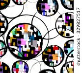 abstract geometric background...   Shutterstock .eps vector #329827517