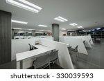 interior design  big empty... | Shutterstock . vector #330039593