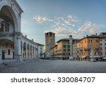 piazza della liberta in udine... | Shutterstock . vector #330084707