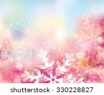 crystal background | Shutterstock .eps vector #330228827