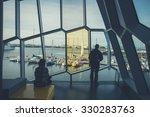 reykjavik  iceland   september  ...   Shutterstock . vector #330283763