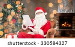 christmas  holidays  winter and ... | Shutterstock . vector #330584327
