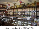 Old English Candy Store
