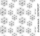 vector seamless pattern.... | Shutterstock .eps vector #330789197